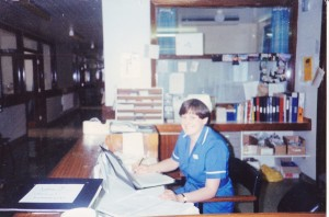 anne 1989 on ward