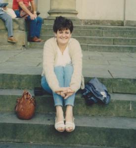 Anne York 1986