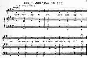 GoodMorningToAll_1893_song