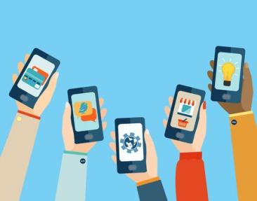 52287225 - concept for mobile apps, flat design vector illustration.